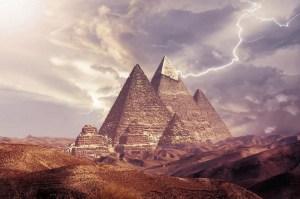 El Secreto de las Tres Pirámides de Egipto