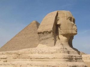 ¿Qué hay realmente dentro de la Esfinge de Egipto?