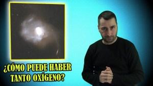 Descubren cantidades enormes de oxígeno en otra galaxia