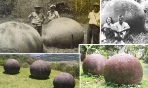 El misterio de las esferas de Costa Rica, un mapa estelar de piedra