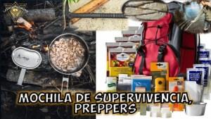 Cómo preparar tu mochila de supervivencia