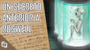 Un secreto anterior a Roswell