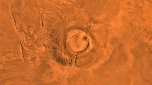 Un meteorito es clave para confirmar la presencia de actividad volcánica de Marte