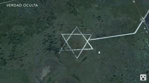 ¿Qué hacen misiles dentro de un Hexagrama en Florida?