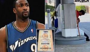 Un misterioso hombre ayuda a ganar la lotería a un ex jugador de la NBA