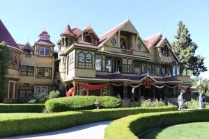 Casas encantadas – La Mansión Winchester