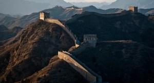 Revelan que parte de la Gran Muralla China no tenía como objetivo contener las invasiones del norte