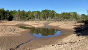 Desaparece un lago en Nueva Escocia (Canadá)