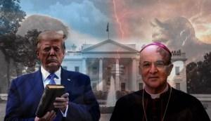 La lucha eterna entre el bien y el mal está sucediendo en este momento: La poderosa carta del arzobispo Viganò al presidente Trump