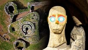 Hallan restos de seres gigantes en una isla del mediterráneo