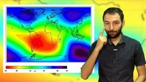Anomalías inexplicables en el Sol, el campo magnético y Yellowstone