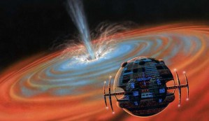 Científicos confirman una antigua teoría sobre cómo una civilización alienígena podría usar un agujero negro para generar energía