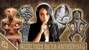 Las esculturas más misteriosas de la antigüedad