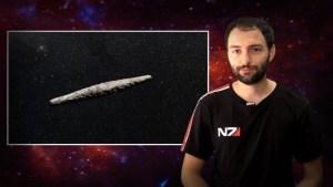 Oumuamua vuelve – Un nuevo estudio ha descubierto algo inquietante