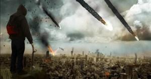 ¿Algo caerá pronto sobre la Tierra?