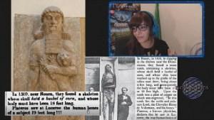 Investigación: Datos hasta ahora desconocidos de Gigantes en la antigüedad