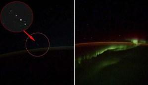 Cosmonauta ruso informa de la presencia de una flota de ovnis en la órbita terrestre