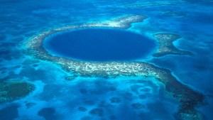 Expedición revela lo que hay al fondo del Gran agujero azul de Florida