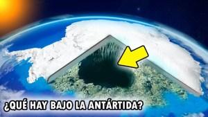 ¿Qué están ocultando en la Antártida?