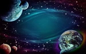 Así es como suenan los Planetas, Lunas, Sol y el Espacio