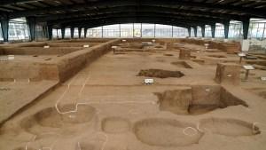 Encuentran el palacio chino más antiguo conocido, de hace 5.300 años