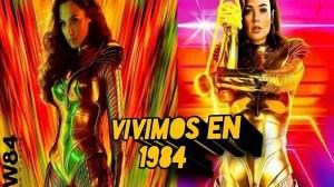 Wonder Woman y la obsesión por 1984