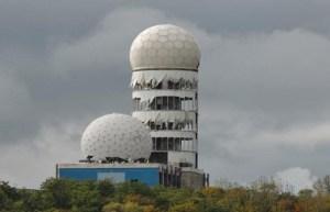 Proyecto Echelon, el temible satélite que te observa siempre