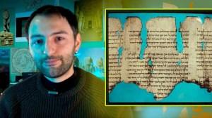 Los textos más prohibidos del mundo – Manuscritos del mar muerto