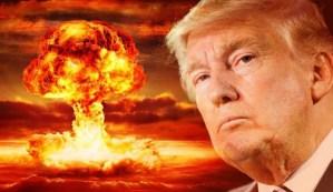 Un analista advierte que Donald Trump podría iniciar una guerra nuclear