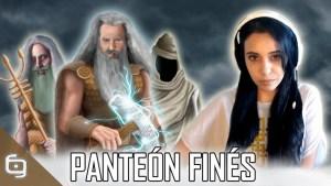 Panteón de Dioses fineses
