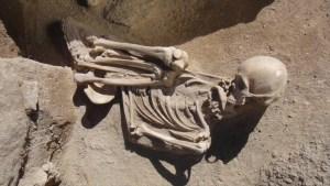 Hallan tumbas de entre 6000 y 1300 años de antigüedad en Argentina