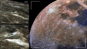 Descubren Fotos de la Misión Clementine que Revela el Verdadero Color de la Luna y Estructuras