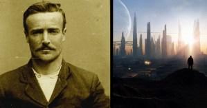 Amadeus Dienach, el Hombre que Viajó al Futuro