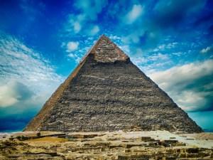 Los objetos censurados de la Gran Pirámide de Egipto