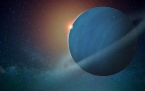 Extrañas sombras: ¿Qué está pasando en el planeta Urano?