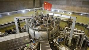El 'sol artificial' de China logra una nueva temperatura récord del plasma de 120 millones de grados centígrados durante 101 segundos