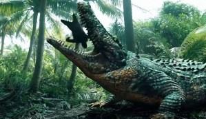Un enorme cocodrilo que se ha comido a 300 personas anda suelto en África