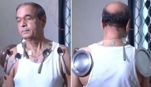 Médicos investigan un hombre que ha desarrollado magnetismo después de vacunarse contra el COVID-19