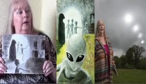 """Mujer secuestrada por extraterrestres: """"Alien me advirtió que iba a provocar un terremoto"""""""