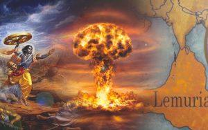 """""""Explosiones nucleares y guerras en la Atlántida"""" hace 12.000 años"""