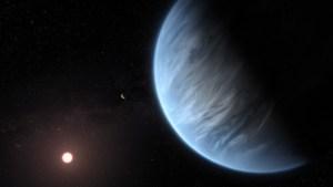 Más grandes que la Tierra, con océanos y atmósferas ricas en hidrógeno: identifican un tipo de exoplanetas que podrían albergar vida