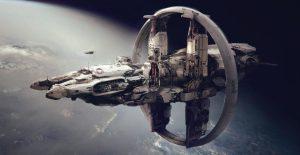 """China está planeando construir una """"nave espacial gigantesca"""""""