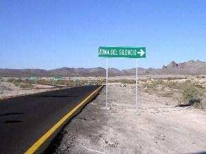 La Zona del Silencio – Un inquietante lugar en México