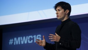 """Fundador de Telegram: """"Сada año cedemos más poder y control sobre nuestras vidas a un puñado de ejecutivos corporativos irresponsables"""""""