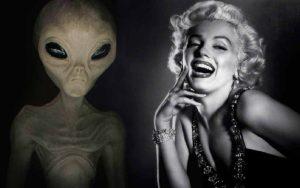 Aseguran que Marilyn Monroe fue asesinada porque sabía sobre extraterrestres