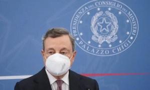 Por qué Mario Draghi quiere hacer obligatoria la vacuna Covid-19 en Italia