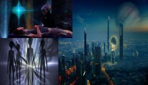 El hombre que después de subir a una nave extraterrestre se convirtió en un artista famoso