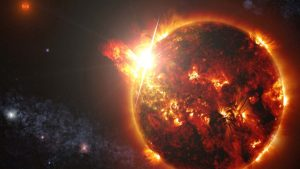 Una tormenta solar amenaza con dejar al mundo sin Internet