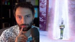 Este caso ovni fue terrorífico, el Alien que lanzaba niebla roja con una caja – Caso Imjarvi