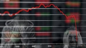 Los seis mayores bancos advierten de un desplome bursátil en 2021